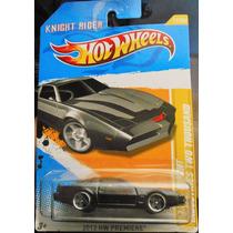 Hot Wheels Kitt Knight Rider Industries Two Thousand 2012