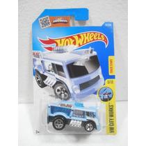 Hot Wheels Camion Lechero Chill Mill Azul 171/250 2016