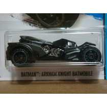 Hot Wheels 2015 Batman Arkham Knight Batmobile 61/250