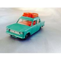 Lesney Matchbox Fiat 60s Sin Jugar Siempre En Vitrina