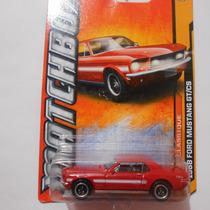 Fermar4020 *1968 Ford Mustang Gt/cs* V-18 1:64 Matchbox
