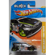 Hot Wheels, Ford Fiesta Wrc, Ken Block !!