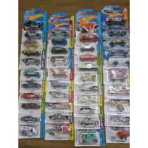 Super Oferta: 50 Vehiculos Diferentes Hotwheels Esc. 1:64