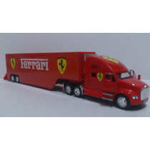 Trairler Kemworth T700 Ferrari Esc. 1:68