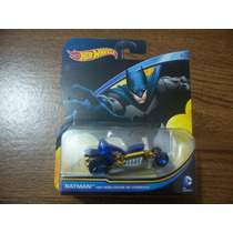 Batimovil Batman Hot Rod Hot Wheels Dc Universe Batmobile