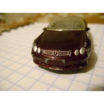 Hot-wheels Mercedes Benz Sl55