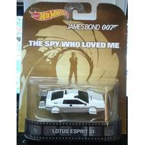 2003 Hot Wheels James Bond 007 Lotus Espirit S1