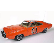 Dodge Charger 1969 General Lee 1/18 Autoworld