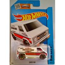 Hot Wheels - Super Van - 2015 - Camioneta