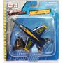 Avión F A 18 Hornet Metal Y Plastico Maisto Fresh Metal