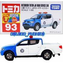 Tomica Mitsubishi Triton Jaf Metalico Japones Camioneta Taka