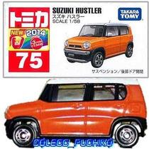Tomica Carrito Metalico Suzuki Hustler 1/58 Takara Camioneta