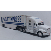 Trailer Kemworth T700 Paquetexpress Esc. 1:68