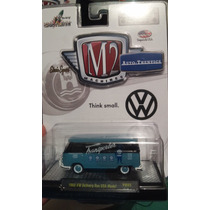 Carrito M2 De Coleccion 60 Vw Delivery Van Usa Model