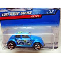 Vw Beetle Bug Vocho (1999 Surf