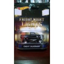 Hotwheels Retro Chevy Silverado Friday Night Lights