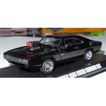 1:43 Dodge Charger Rt 1970 Dom´s Rapido Y Furioso Greenlight