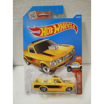 Hot Wheels Trucks Camioneta Custom 72 Chevy Luv 148/250 2016