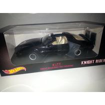 Kitt Hot Wheels El Auto Increible Escala 1:18