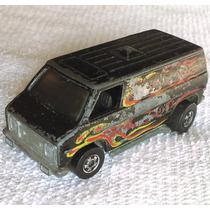 Super Van Dodge, Hot Wheels, Hecha En Hong Kong En 1974