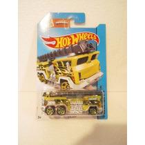 Hot Wheels Camion Bomberos 5 Alarm 51/250 2015