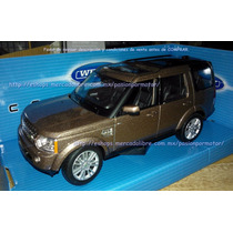 1:24 Land Rover Discovery 4 Arena Welly