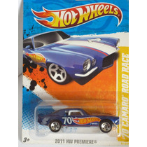 Hot Wheels 70 Camaro Road Race ( Serie 2011 )