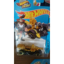 Hotwheels Grease Rod
