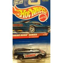 Hot Wheels De Coleccion 1998 Camaro 95 Sugar Rush Series