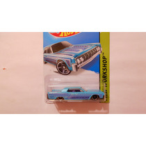 Fermar *´64 Lincoln Continental* A-543 208/250 Hot Wheels