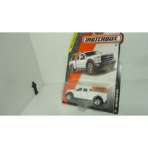 Matchbox Ford F-150 Pick Up Construcción Ganalo...!!!!