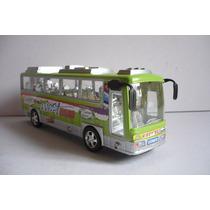 Autobus De Pasajeros - Camioncito De Juguete - Camion Escala