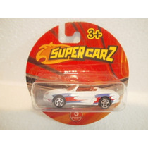 Supercarz Mustang Mach 3 Blanco 1:64