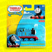Thomas And Friends Thomas Take-n-play Tipo Hot Wheels