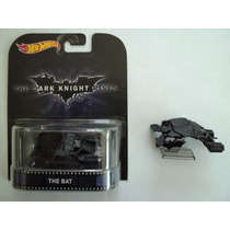 Hot Wheels Retro Batman The Bat The Dark Knigth Rises