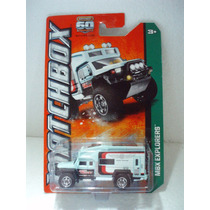 Matchbox Camioneta Road Tripper Mbx Adv Azul
