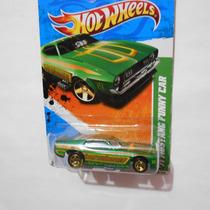 Fermar *´71 Mustang Funny Car* T-161 60/244 1:64 T-hunts
