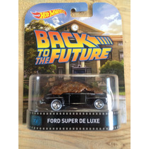 Ford Super De Luxe - Back To The Future