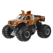 Hot Wheels Monster Jam Scooby Doo, Nuevo, Escala 1:24