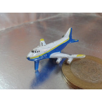 Galoob - Avion Comercial De 1989 Tipo Micro Machines