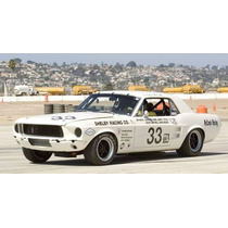 1:18 Shelby 1967 Racing Tribute Edition #33