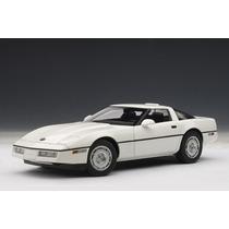 Corvette 1986 Auto A Escala De Colección