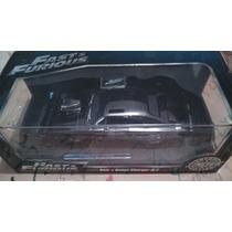 Carro De Rapido Y Furioso Doms Dodge Charger Rt 70 Cromado
