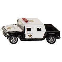Juguete Sheriff Car - Siku Nosotros Vehículo Modelo Miniatu