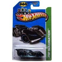 2013 Hot Wheels Hw Imaginación - Batman: Arkham Asylum Batim