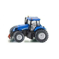 Tractor Agricola New Holland Siku Escala 1:32