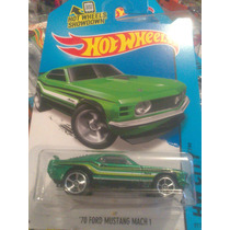 Hot Wheels De Coleccion 2014 Mustang Mach 1 70 Bvf