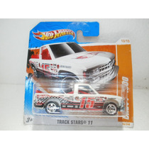 Hot Wheels Camioneta Chevy 1500 Blanca 78/244 2011 Tc