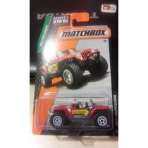 Matchbox De Coleccion 2015 Jeep Hurricane