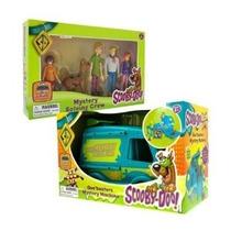 Scooby Doo - Goo Mystery Machine & Misterio Resolver Crew Se